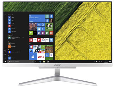 Acer All-in-One Intel Core i3 from Currys