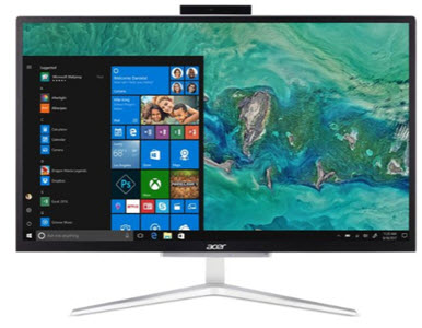 Acer all in one pc from Curry