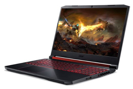 Acer Nitro gaming laptop from Currys