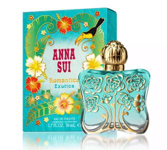 Anna Sui Romantica Exotica from Debenhams