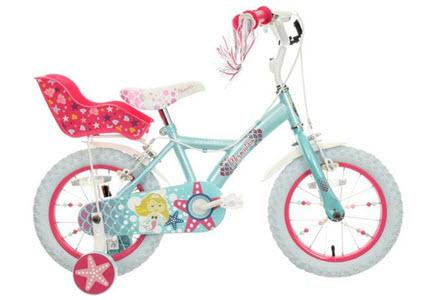 Apollo Mermaid Kids Bike from Halfords