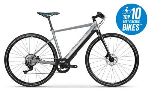 Boardman HYB 8.9E Mens Hybrid Electric Bike from Halfords