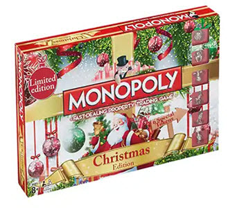 Monopoly Christmas Limited Edition