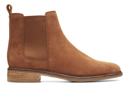 Clarkdale Arlo Chelsea Boots from Clarks