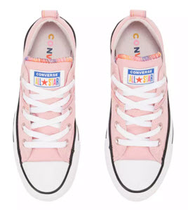 Converse Pink Madison Trainers