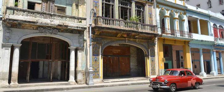 Image of Cuban Car in Havana