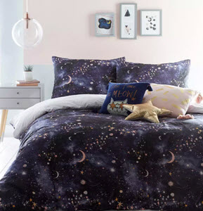 Debenhams Zodiac Bedding