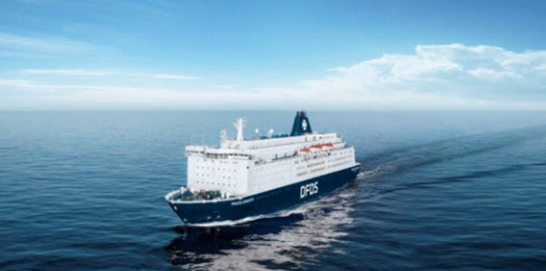 DFDS Seaways Finland Crossing