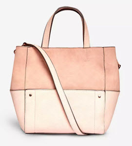 Dorothy Perkins Pink Mini Tote Bag