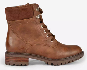 Dorothy Perkins Montreal Hiker Lace Up Boot