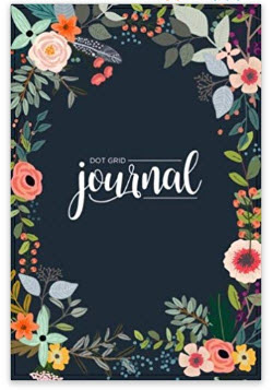 Dot Journal from Amazon