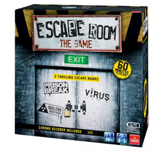 Escape rooms The Game