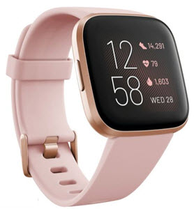Fitbit Versa 2 Copper Rose