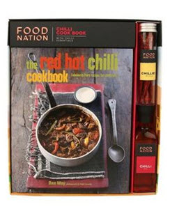 Food Nation Chilli Cook Book With Chilli Essentials