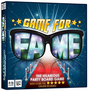 Game for Fame Board Game