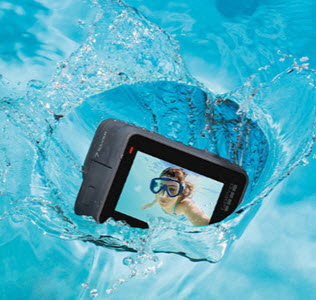Go Pro HERO7 Silver Camcorder from John Lewis
