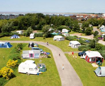 Haven Burnham-on-sea Touring Park