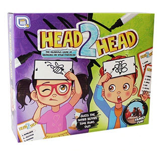 Head 2 Head Game from The Works