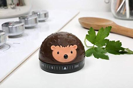 Hedgehog Kitchen Timer from Amazon