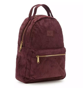 Herschel Supply Co Corduroy Nova Backpack