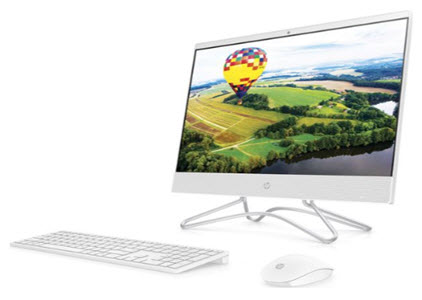 HP All-in-One PC from Currys
