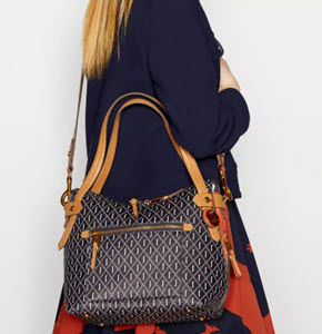 J by Jasper Conran Forest Hill Hobo Bag from Debenhams