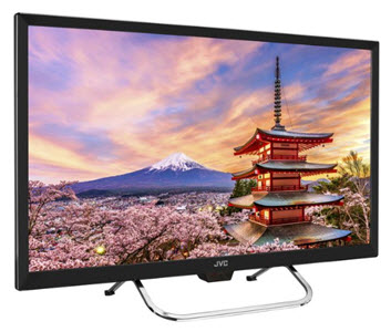 JVC HD Ready LED TV from Currys