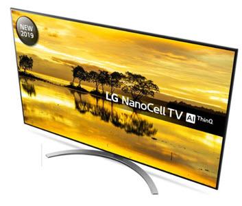 LG 65 inch Smart 4K Ultra HD TV from Currys