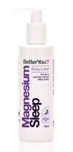 BetterYou Magnesium Sleep Body Lotion