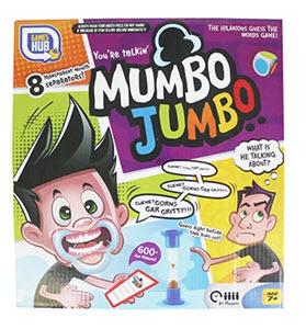 Mumbo Jumbo Game from The Works