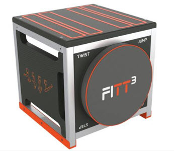 New Image Fitt Cube from Argos