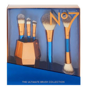 No7 The Ultimate Brush Collection