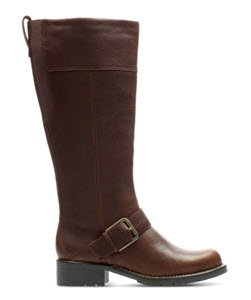 Orinoco Jazz Knee High Boots from Clarks