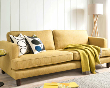 Orla Kiely, Willow Large Sofa from Barker and Stonehouse