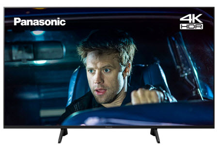 Panasonic 50 inch smart tv from Currys