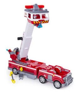 Paw Petrol Firetruck Playset from Argos