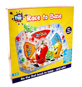 Race 2 base game from The Works