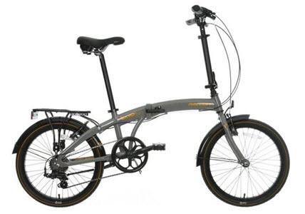 Raleigh Evo-2 Folding Bike from Halfords