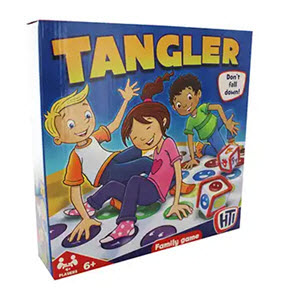 Tangler Family Game from The Works