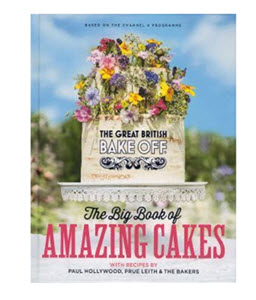 The Great British Bake Off Amazing Cakes