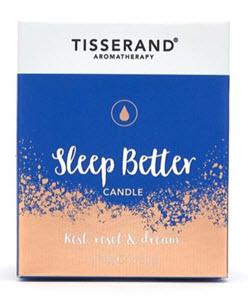 Tisserand Aromatherapy Sleep Better Candle