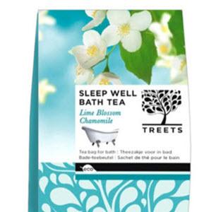 Treets Sleep Well Bath Tea from Boots