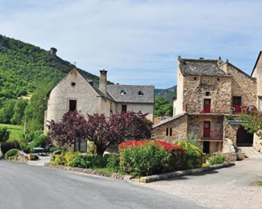 Village Near Val De Cantobre Holiday Park