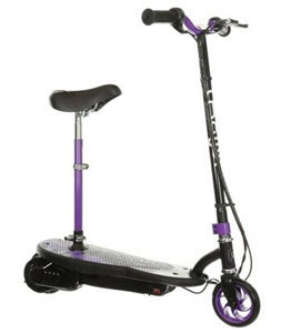Wired XL Electric Scooter with Seat at Halfords